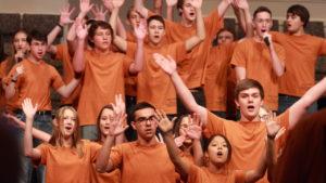 Foothills Church Student Choir in Ahwatukee, Phoenix, Arizona