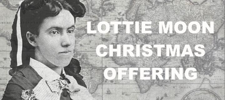 Lottie Moon Christmas Offering Goal For 2021