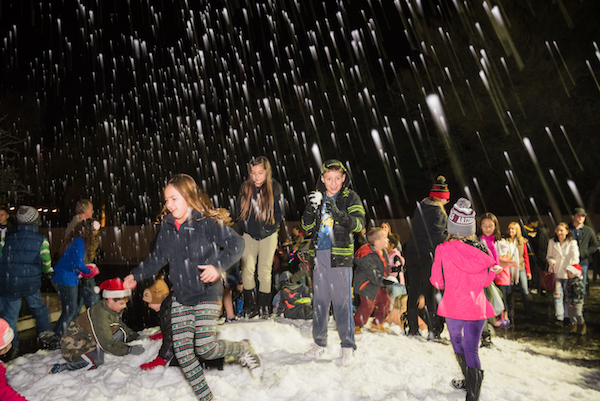 Ahwatukee Snow Activity for Kids and Families