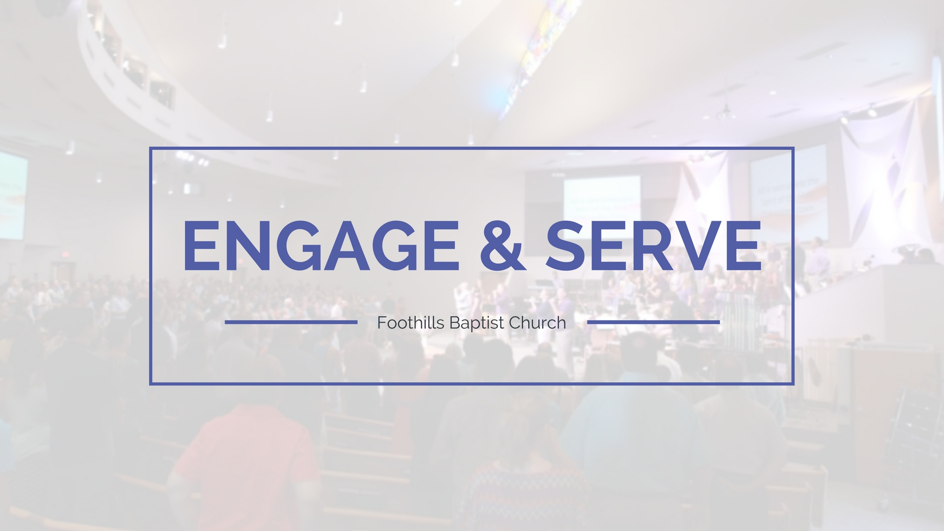 Engage & Serve featured image