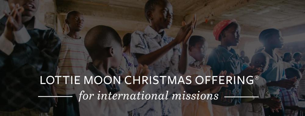 Lottie Moon Christmas Offering 2021 Goal Lottie Moon Christmas Offering Foothills Baptist Church